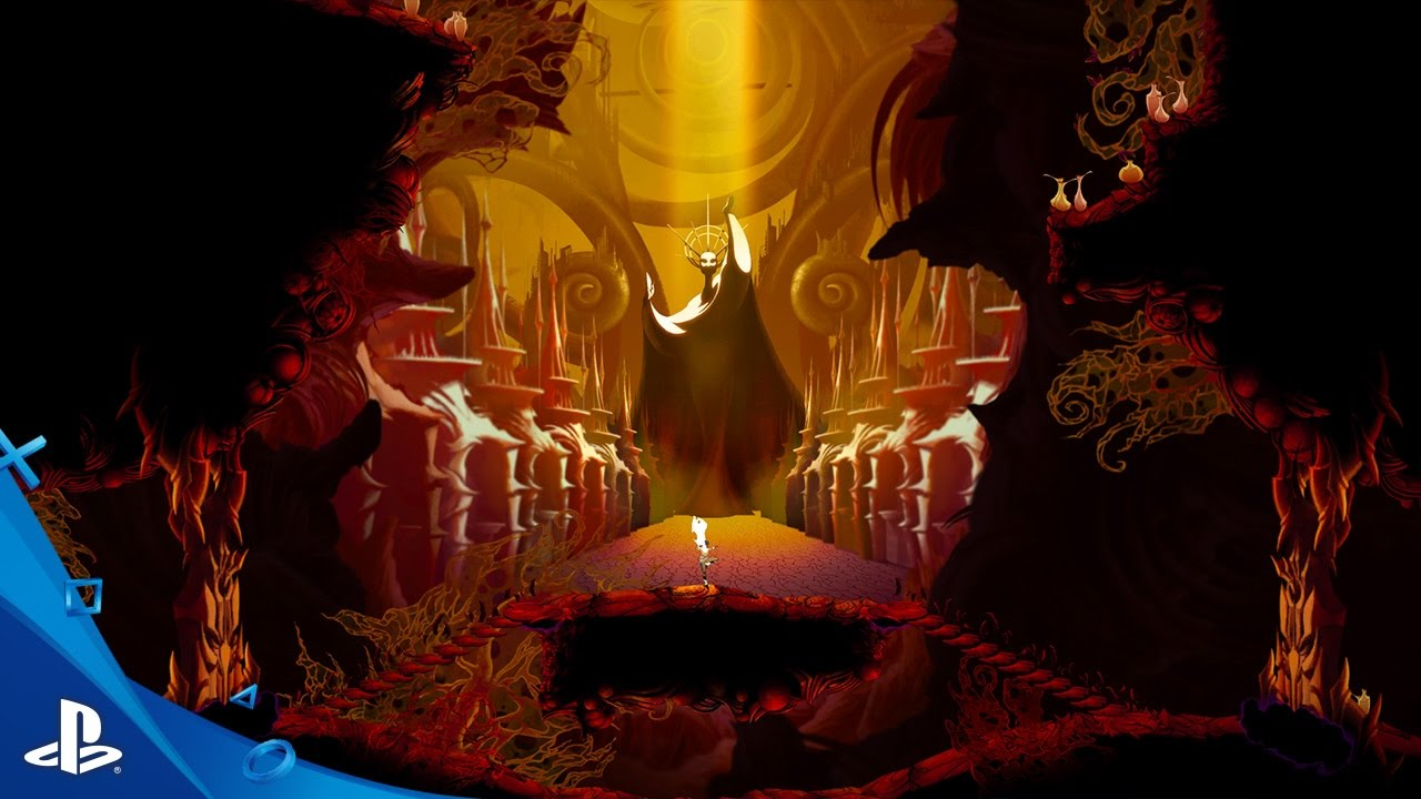 Introducing Sundered, a hand-drawn epic from the makers of Jotun
