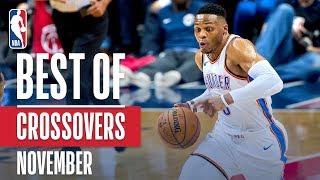 NBA's Best Crossovers | November 2018-19 NBA Season