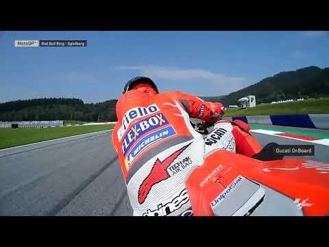 Austrian GP: Ducati OnBoard