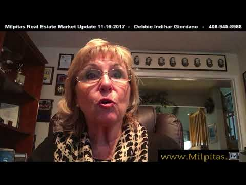 Milpitas Real Estate Market Update 11-16-2017