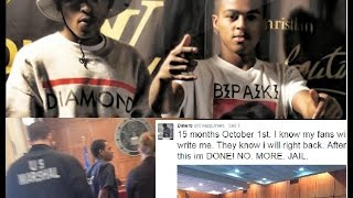 Lil Jojo Brother, Swagg Dinero, Gets Sentenced to 15 Months in Prison For Having a Gun in Video.