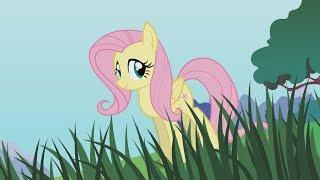 Pony Girl (Fluttershy Version)