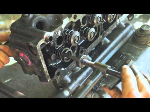 Lincos® MG50101 Compressore per molle delle valvole per motocilette e autovettur