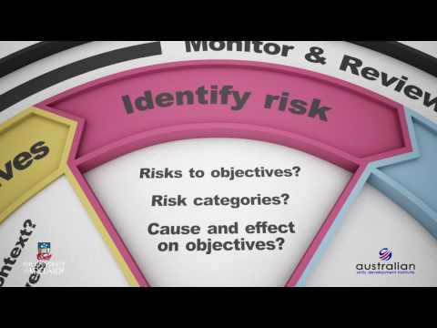 RiskX: The risk management process
