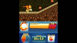 Nintendo DS Longplay [056] Garfield's Fun Fest