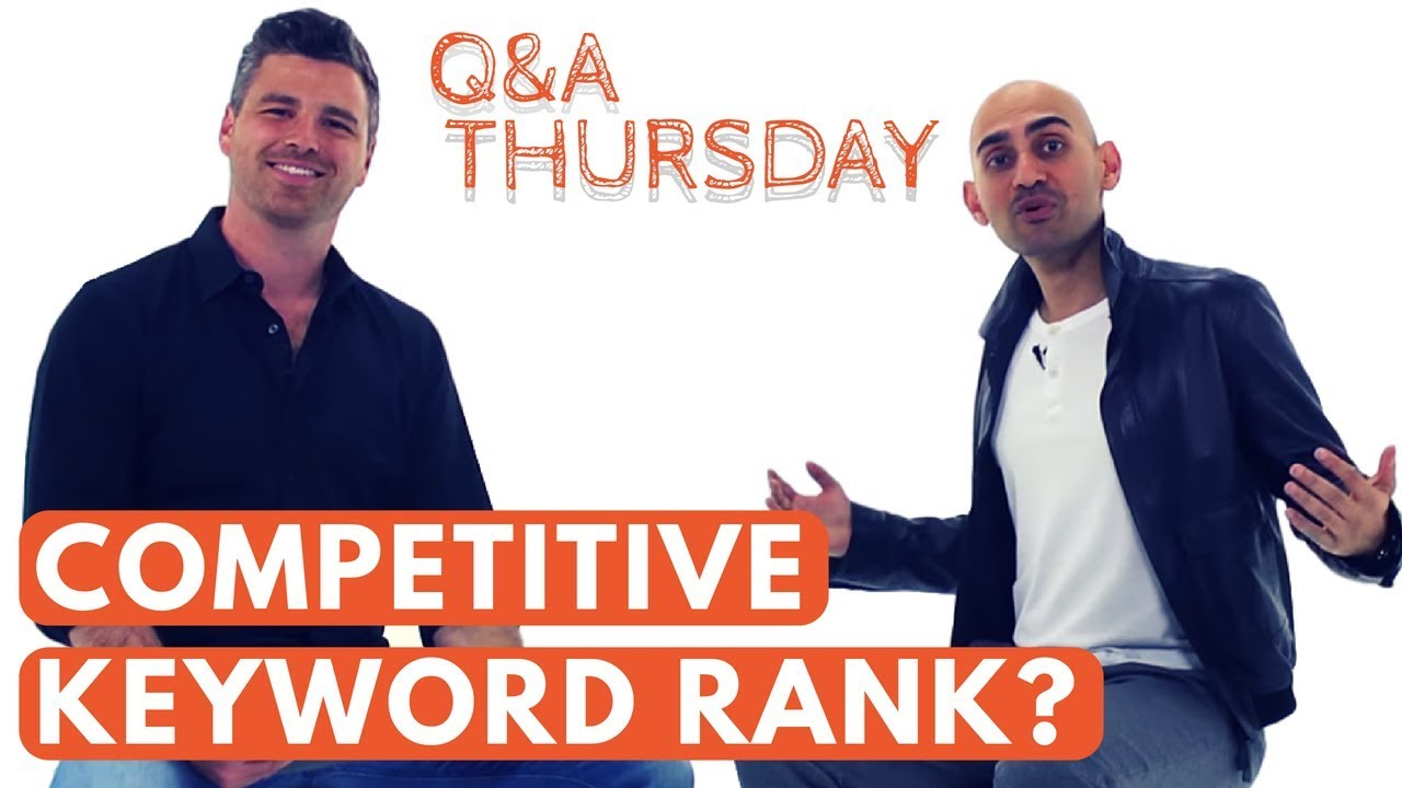 Stop Trying to Rank for Competitive Keywords (Do This Instead)