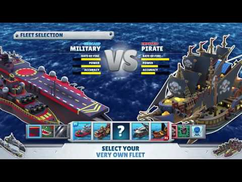 Battleship - Launch Trailer [US] thumbnail