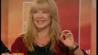 Toyah Willcox & Steve Steinman BBC1 Breakfast