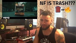 Music Producer Reacts To NF When I Grow Up