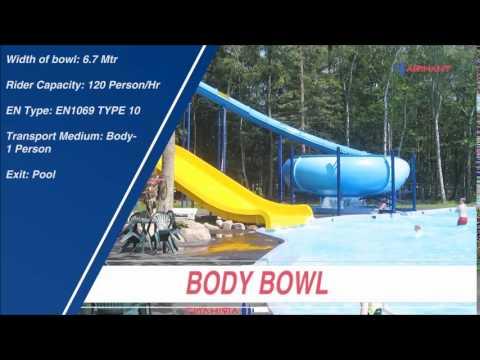 Body Bowl Slide - Tornado