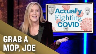 Vaccinating America: Biden Cleans Up Trump's Mess | Full Frontal on TBS