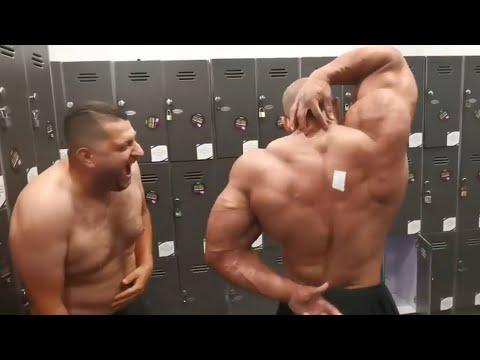 עם כל השרירים האלה – יש רק דבר אחד שהוא לא יכול לעשות!