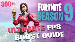 how to boost fps in fortnite season 9 no download - TH-Clip