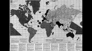 Brexit Was Globalist Plan All Along According to 1942 New World Order Map