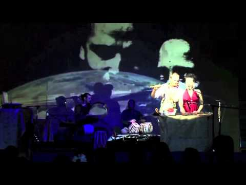 Peruquois & Praful Moscow Concert Live Performance 2011 (HD)