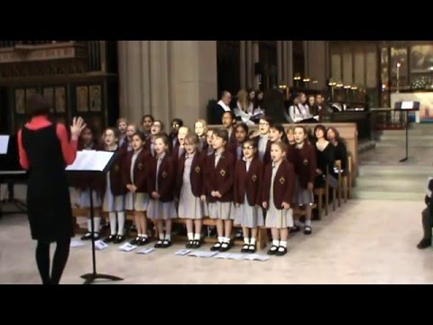 Stars by the Junior Girls' Choir