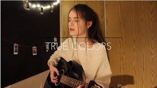 True Colors - Anna Kendrick & Justin Timberlake version // (Maria Bindiu acoustic cover)