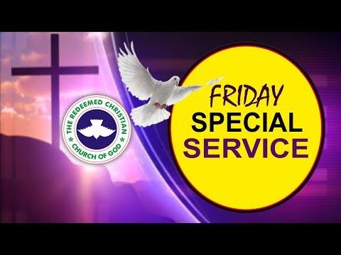 RCCG GAP Dubai FRIDAY SPECIAL SERVICE