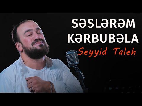 seyyid-taleh-amandi-qardash-xanim-zeyneb-mersiyyesi-official-video-2020