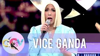 Vice speaks out his message for Moira's bashers | GGV