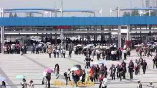 Video : China : A taste of the ShangHai 上海 World Expo