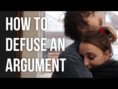 How (Not) To Defuse An Argument