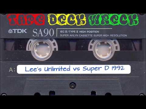 Lee's Unlimited vs Super D 1992 (restored)