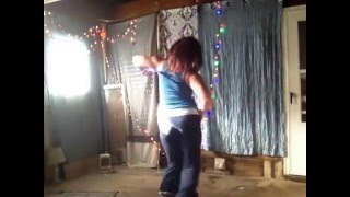 Hula Hoop Dance by Dani Skyy- Ani Difranco's Adam & Eve