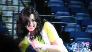Demi Lovato   So Far So Great live