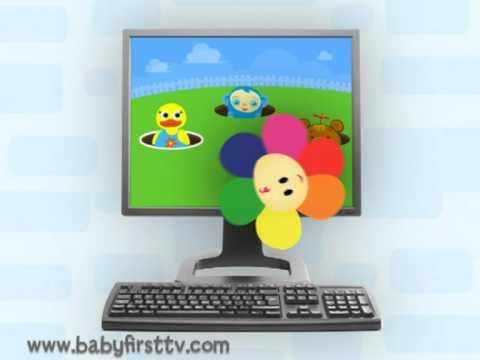 Play Online Using Just Two Keys | BabyFirstTV.com | BabyFirst TV