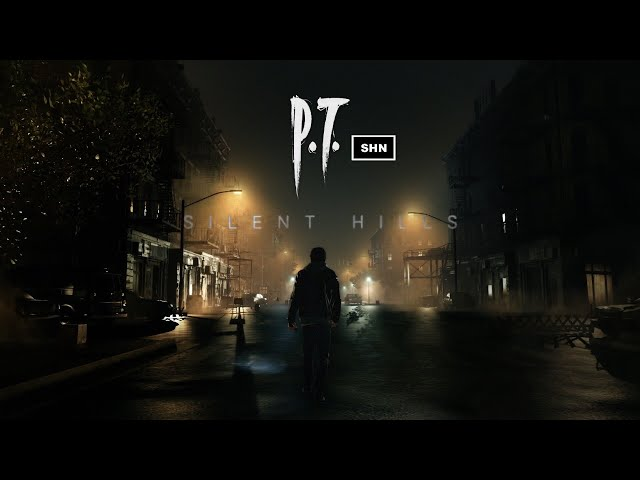 P.T. SILENT HILLS Full HD 1080p/60fps Longplay Walkthrough Gameplay No Commentary