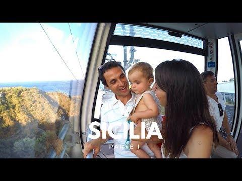 VACACIONES EN SICILIA II - 5 Días en Taormina | Tres Españoles por el Mundo