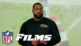 John Urschel: The NFL's Smartest Man | NFL Films Presents