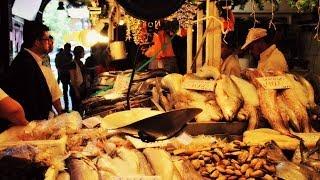 preview picture of video 'Mercado Central, Santiago de Chile'
