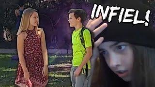 NIÑO DE 13 AÑOS LE PONE LOS CUERNOS A SU NOVIA POR UNA MÁS JOVEN! | To catch a cheater - dooclip.me