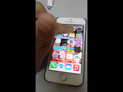 Video Iphone 5s Hang problem