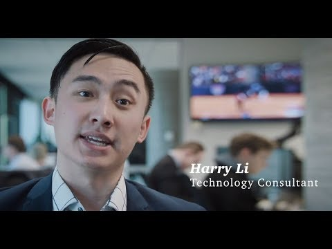 Create your career in Tech with PwC