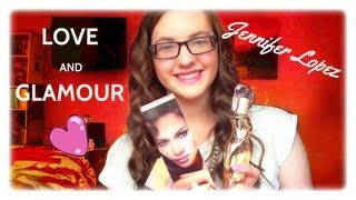 MinnieMollyReviews♡Love And Glamour By Jennifer Lopez Perfume Review♡