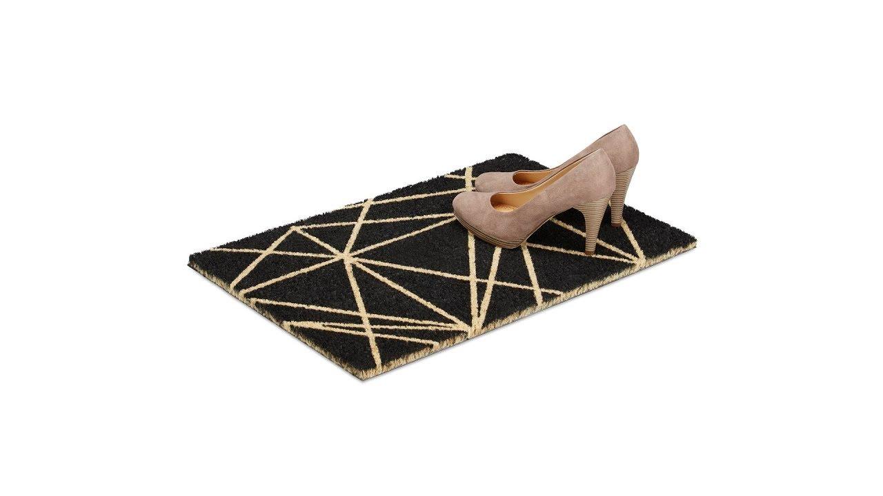 Video von: Fußmatte Muster