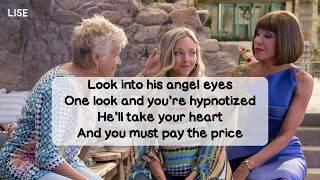 Mamma Mia! Here We Go Again   Angel Eyes (Lyrics Video)