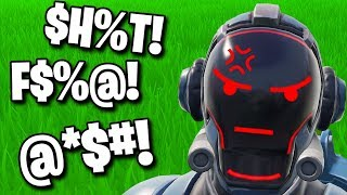 I Said **** For The First Time.. (Fortnite)