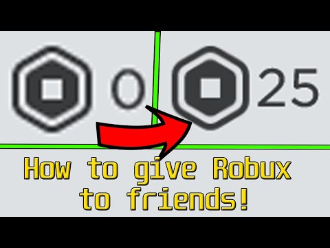 robux give