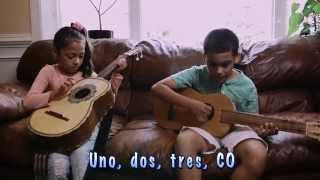 José-Luis Orozco and kids play 'Chocolate'