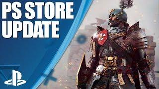 PlayStation Store Highlights - 12th December 2018