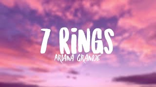 7 Rings By Ariana Grande 1 hour