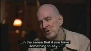 Bergman speaks about Antonioni