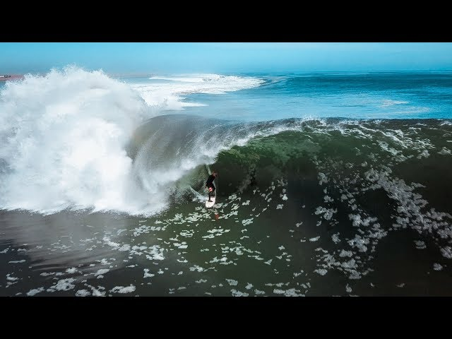Koa Smith Skeleton Bay 2018: 1 wave, 8 Barrels