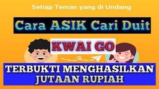 Link Referral Di KWAI Koin || GIVEAWAY Menunggu Anda