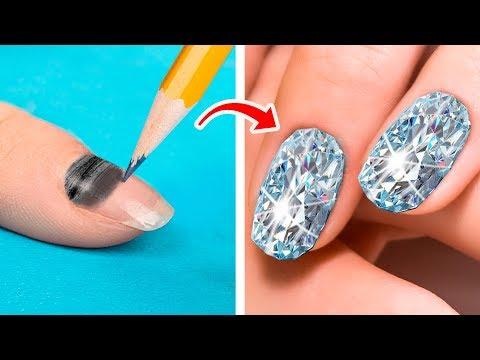 15 лайфхаков для ногтей и маникюра