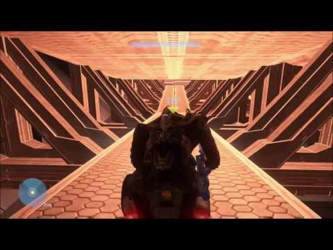 Halo 3 Trick - Survive Forever On Final Level + Cutscene Glitch (REVISITED)